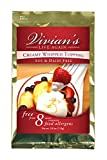 Vegan Whipped Cream Replacement, Dairy Free, Soy...