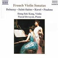 Violin Sonatas by French Violin Sonatas (2013-05-03)