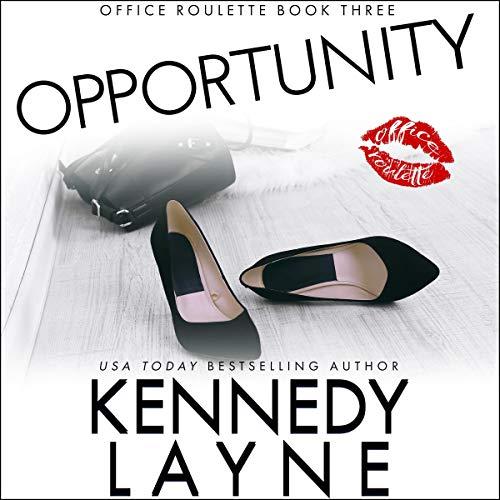Opportunity audiobook cover art