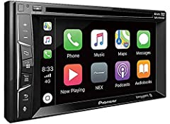 800 X 480 Resolution Compatible With Apple Carplay, Appradio Mode +, Flac Audio, Spotify & Pandora Internet Radio Siri Eyes Free With Compatible IPhone Music Streaming & Hands-free Calling With Compatible, Bluetooth-enabled Devices 1.5a USB Port