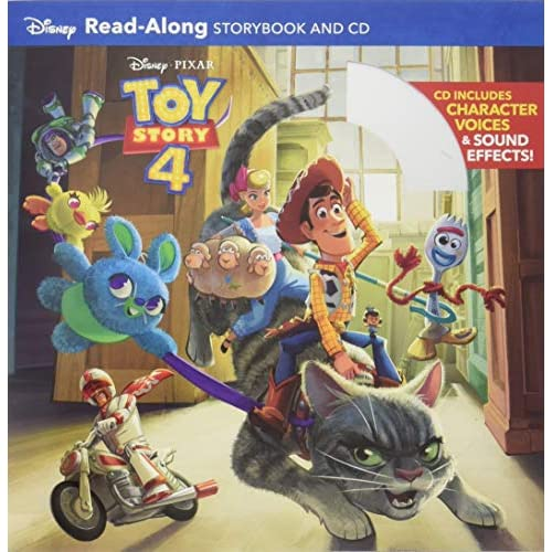 Toy Story 4 Read-along