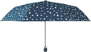 KYAWJY パラソルと傘、防風旅行傘、二重目的の傘