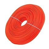 JenNiFer 2.4Mmx120M Nylon Trimmer Line Whipper Snipper Cable Cordón Desbrozadora