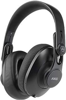 AKG Pro Audio K361BT Auriculares de Estudio Plegables con Bluetooth sobre la Oreja, Espalda Cerrada