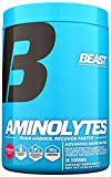 Beast Sports Nutrition – Aminolytes – Amino Acid Powder – Essential Amino Acid Supplement – Accelerate Muscle Recovery – Replenishes Electrolytes – Pineapple or Watermelon Flavor – 30 Servings