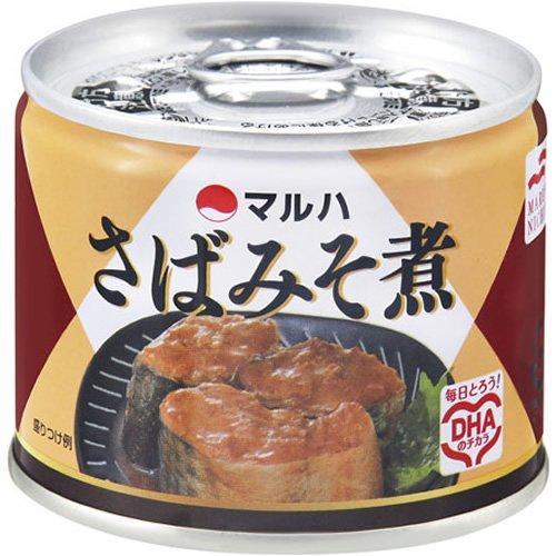 マルハ さばみそ煮 190g 4缶