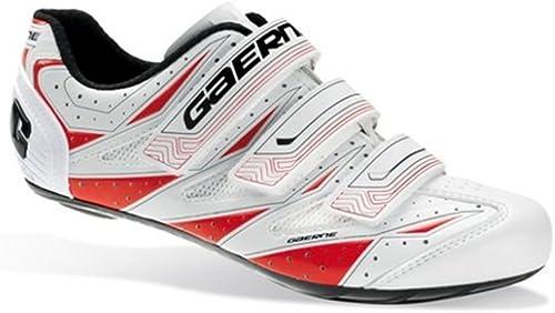 Gaerne g. avia chaussures Road Road Cyclisme, rouge 42  service honnête