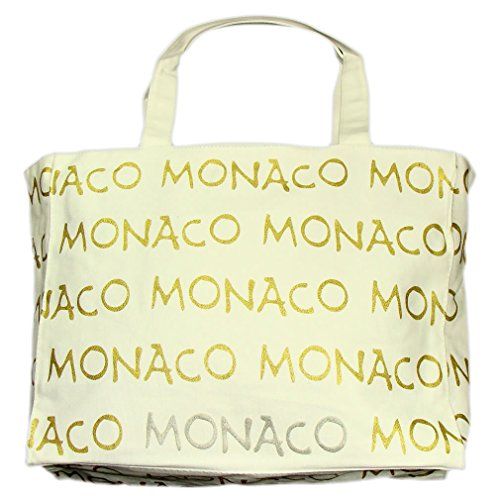 Robin Ruth - Sac Shopping Monaco Robin Ruth - Couleur : Blanc