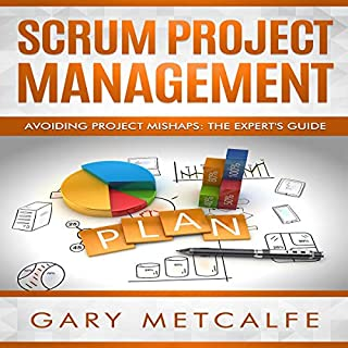Scrum Project Management audiobook cover art