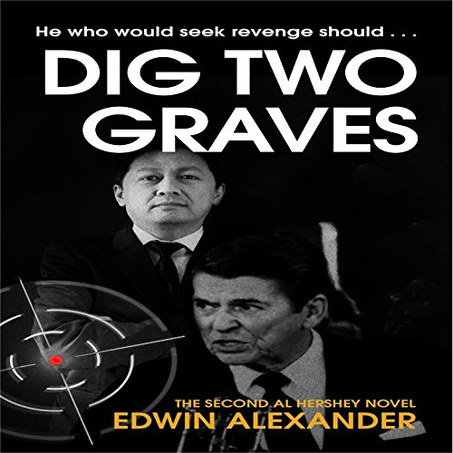 Dig Two Graves audiobook cover art