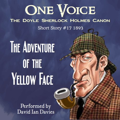 The Adventure of the Yellow Face audiobook cover art