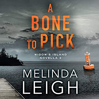 A Bone to Pick     Widow's Island Novella Series, Book 2              Written by:                                                                                                                                 Melinda Leigh                               Narrated by:                                                                                                                                 Christine Williams                      Length: 3 hrs and 4 mins     Not rated yet     Overall 0.0