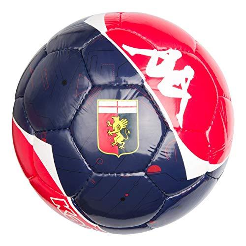 BasicNet SpA Genoa Pallone Gara Blu 2019/20 Kappa - Rosso, 5