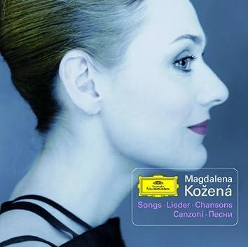 Magdalena Kozená: Lieder