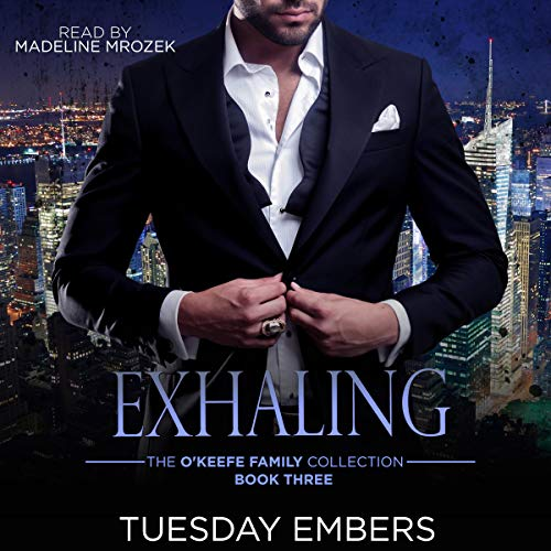 Exhaling: A Mafia Romance  By  cover art