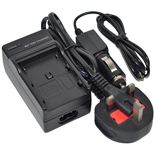 VW-VBK180carica batterie per Panasonic VWVBK180vbk180K vbk180gk VW-VBK360vbk360K vbk360gk VBL090 VBL090GK VBL090PPK vw-vbl360 hdc-h80 V10 hc-V100 SD60 SD66 SD80 sd90p SD99 SDX1 tm25SDR-H100 H85