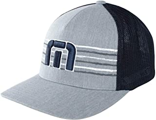 TravisMathew Fashow Hat Heather Grey SM/MD