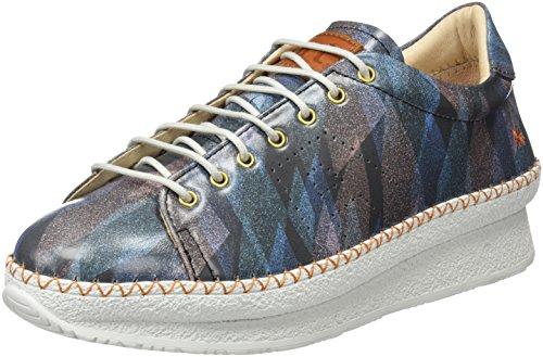 Art PEDRERA, Zapatillas Mujer, Multicolor (Arlekin 1), 40 EU