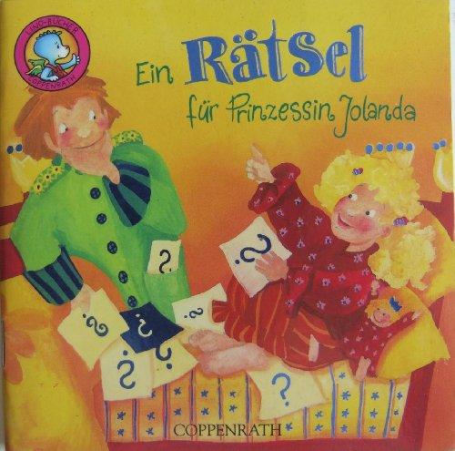 Ein Rätsel für Prinzessin Jolanda Lino Buch 77 aus der Lino Box 13