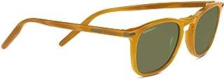 Unisex-Adult Delio Sunglasses, Shiny Honey, Medium