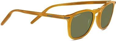 Serengetti Sport Sunglasses Delio Acetate Shiny Honey Mineral 555Nm