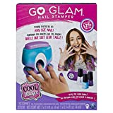Cool Maker, GO GLAM Nail Stamper, Nail Studio with 5 Patterns to Decorate 125 Nails (Packaging May Vary)