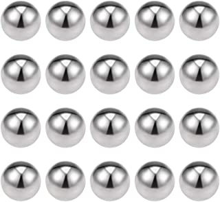 uxcell 7mm Bearing Balls 304 Stainless Steel G100 Precision Balls 20pcs