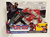 NEW SEALED 2015 Hasbro Marvel Civil War Falcon Redwing Flyer