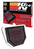 K&N YA-1006 - Recambio de filtro de aire Moto