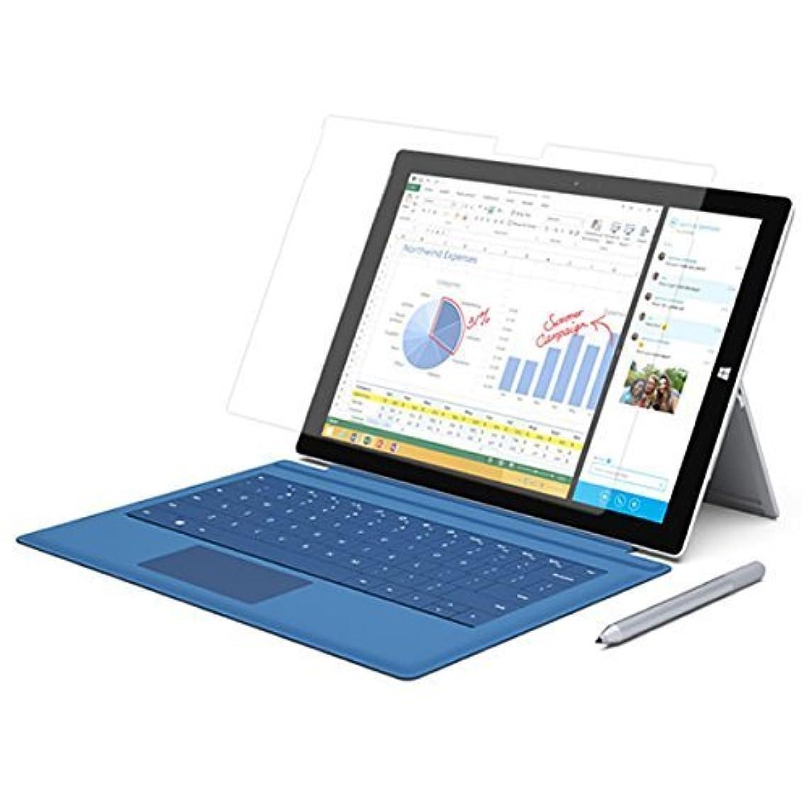 切り刻む注入するキルスMicrosoft Surface Pro 3 12インチ用【書き味向上】液晶保護フィルム ペーパーライクなペン滑り!