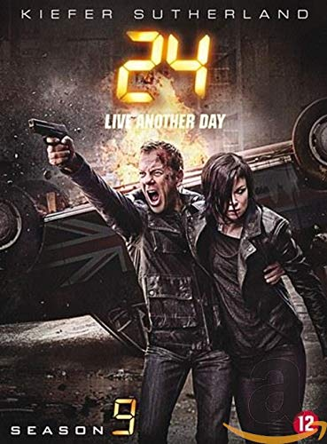 24 Season 9 L¡ve Another Day (4-dvd)