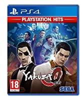 Yakuza 0 - PlayStation Hits (PS4) (輸入版)