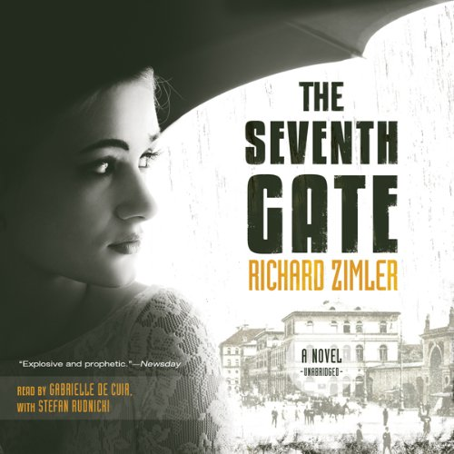 The Seventh Gate audiobook cover art