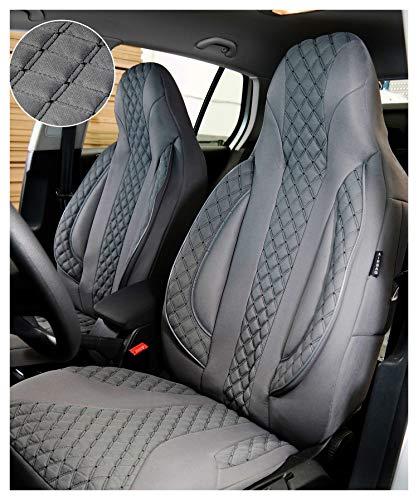 Fundas de asiento compatibles con Opel Grandland X conductor y pasajero a partir de 2017 Número de