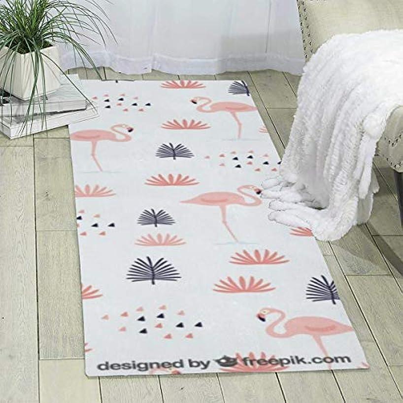 Carvapet Non-Slip Kitchen Mat Comfort Floor Mat Rubber Backing Doormat Runner Rug Set 70.87x23.62x0.31 Inch