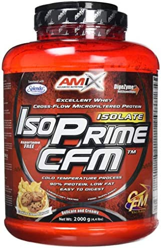 Amix Isoprime Cfm Isolate Cookie Crema 2000 g