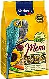 VITAKRAFT Menu Perroquets Alimentation Premium pour Oiseau - Sachet fraîcheur de 3 kg