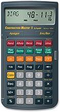 $49 » Calculated Industries 4054 Construction Master 5 (En Espanol) Construction Calculator