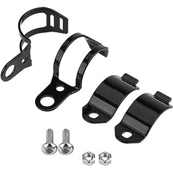 accessoires de support de fourche de support de phare de moto de 41mm Suuonee Support de phare