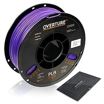 Best purple pla filament 1 75mm Reviews
