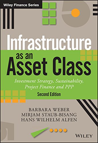Compare Textbook Prices for Infrastructure as an Asset Class: Investment Strategy, Sustainability, Project Finance and PPP The Wiley Finance Series 2 Edition ISBN 9781119226543 by Weber, Barbara,Staub-Bisang, Mirjam,Alfen, Hans Wilhelm