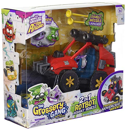 Grossery Gang ATV Playset Childrens Toy