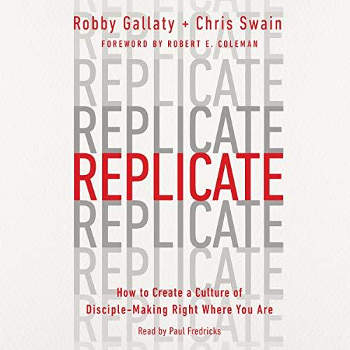 Replicate cover art