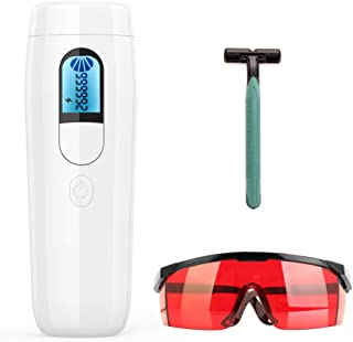 SILKlike Hair Removal for Women solution, 990,000 Flashes In-Home Permanent IPL Hair Remover Solution for Facial Body