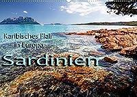 Sardinien / CH-Version (Wandkalender 2022 DIN A2 quer): Karibisches Flair in Europa (Monatskalender, 14 Seiten )