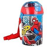 Stor Robot Pop UP Spiderman Streets
