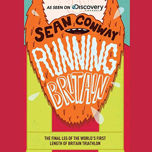 Running Britain audiobook cover art