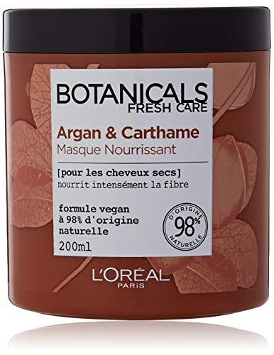 Mascarilla Botanicals con tratamiento Infusion Richesse para cabellos secos, 200 ml