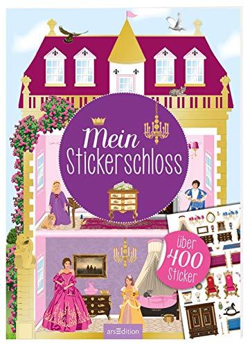 Mein Stickerschloss: Über 400 Sticker (Mein Stickerbuch)