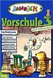 Janosch - Vorschule 3 Sachwissen - Janosch